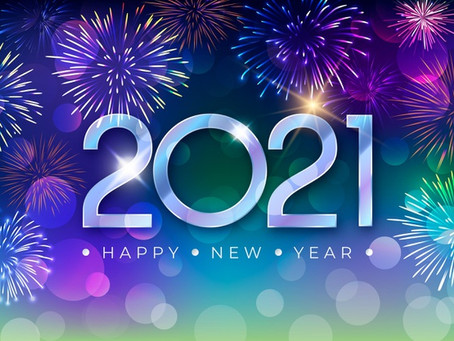 Happy New Year!!Here is our resolutions for 2021!