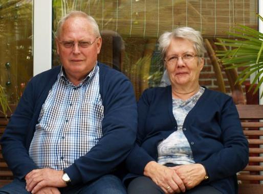 Fritz und Christa Middelbeck feiern Goldhochzeit