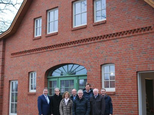 In Visbek entsteht ein neues Familien- und Bildungszentrum