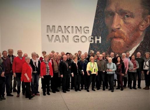 Van Gogh – Mythos, Malerei und richtungsweisende Wirkung