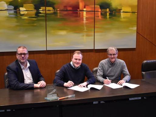 Gemeinde Visbek schließt Vertrag für Glasfaseranschlüsse