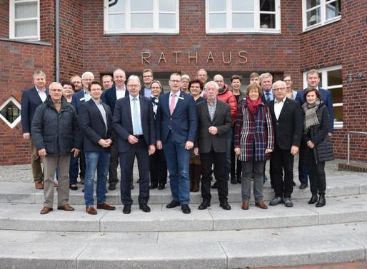 Landkreis Vechta tritt dem Zweckverband Naturpark Wildeshauser Geest bei