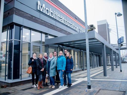 Arbeitskreis Tourismus besucht neue Räumlichkeiten der TI Nordkreis Vechta