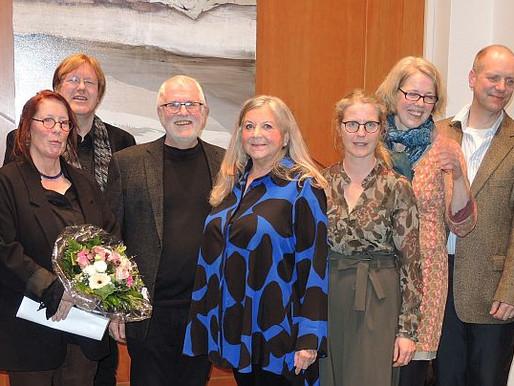 Vernissage mit mehr als 80 Werken von sieben Kunstschaffenden