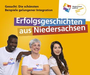 Aktionsbündnis sucht die schönsten Beispiele gelungener Integration