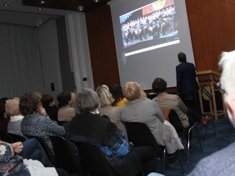 Carmina-Burana-Nachlese kommt bei Teilnehmern gut an