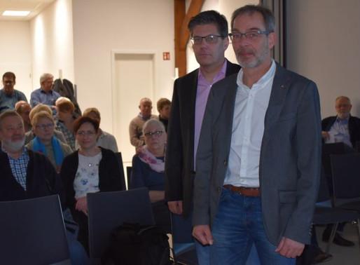 Referenten stellen Vereinen Datenschutzrecht vor