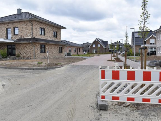 Baugebiete in Visbek erhalten finalen Schliff