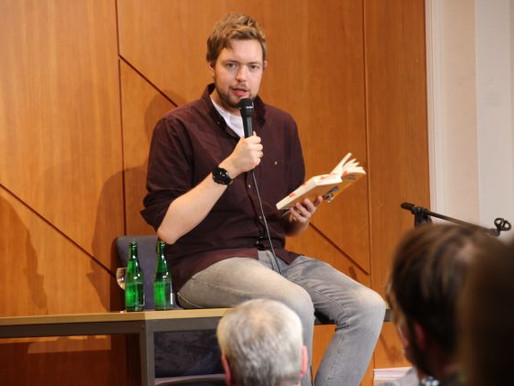 Bastian Bielendorfer überzeugt Visbeker Publikum