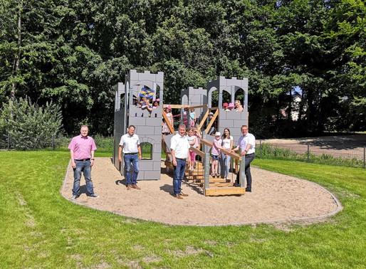 Im Visbeker Park fühlen sich alle Generationen wohl