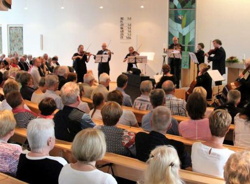 """Musici Medici"" zu Gast in der Emmaus-Kirche Visbek"