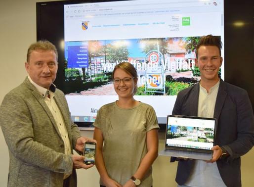 Visbeker Gemeinde-Website präsentiert sich in neuem Design