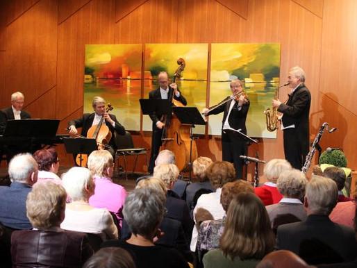 Bremer Kaffeehaus-Orchester brilliert in Visbek