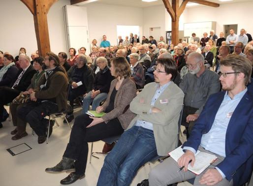 7. Tag der Archäologie in Visbek beeindruckt Teilnehmer sehr