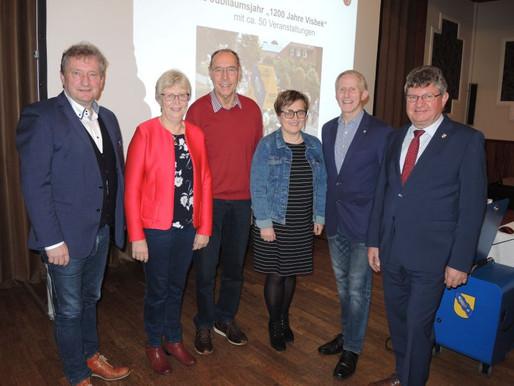 Heimatverein Visbek absolviert Mitgliederversammlung im Saal Dieckhaus