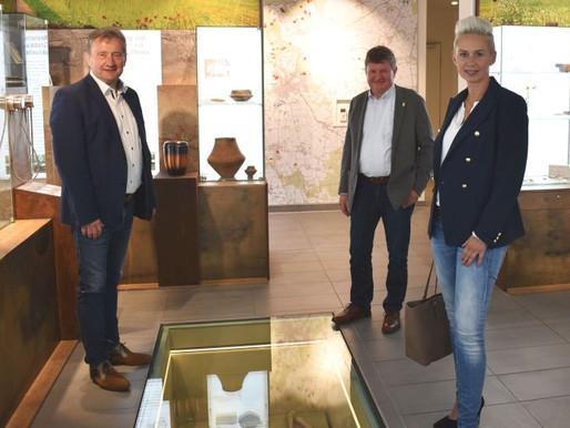 ArchäoVisbek erweitert seine Ausstellung