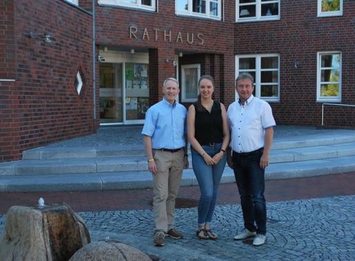 Jessica Schilmöller schließt Ausbildung als Lehrgangsbeste ab