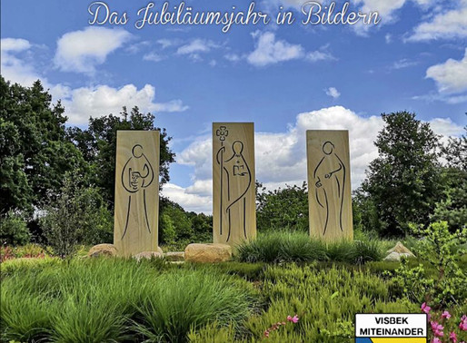 Bildband zum 1200-jährigen Jubiläum Visbeks erscheint