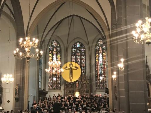 """Klangerlebnis """"Elias"""" erfüllt die St.-Vitus-Kirche Visbek"""