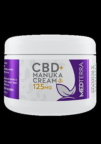 Medttera CBD + Manuka Cream