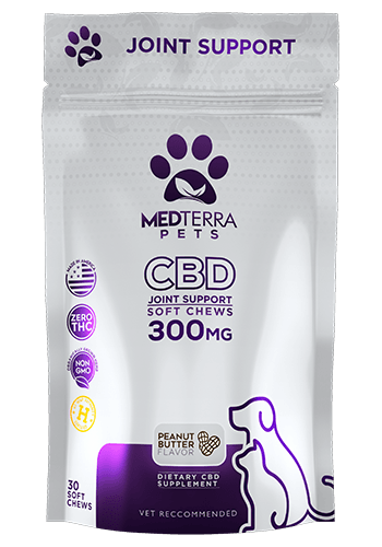 Medterra Pet Joint Support - Peanut Butter