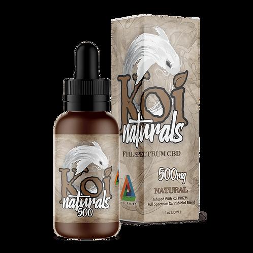 Koi Naturals Hemp Extract CBD Tincture