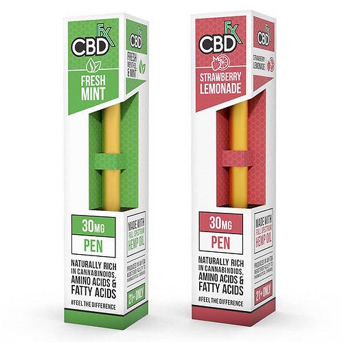 CBDfx Vape Pens Bundle 2 Pans