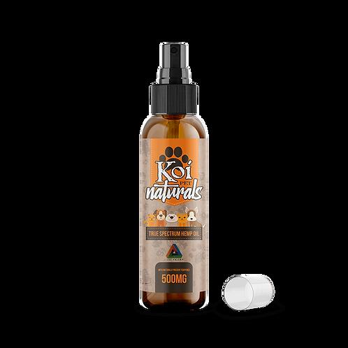 Koi Naturals Hemp Extract CBD Pet Spray