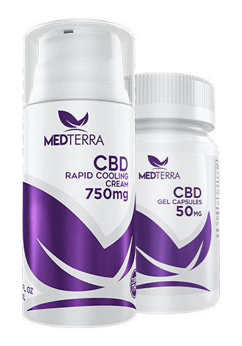 Medterra Ultimate Relief Bundle
