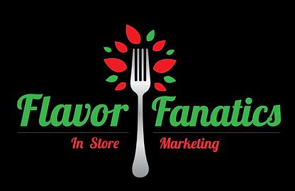 Flavor Fanatics In Store Marketing