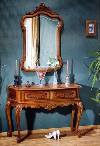 Консоль + Зеркало Сleopatra (Румыния)