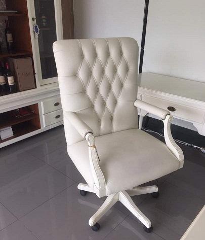 Белое кресло MADEIRA (Италия)