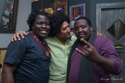 Adedeji Adetayo & Jerome Kaluta