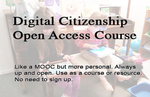 Digcit Course- Always on, free