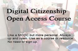 digital citizenship course slide