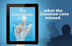 uncommon core final slide frame