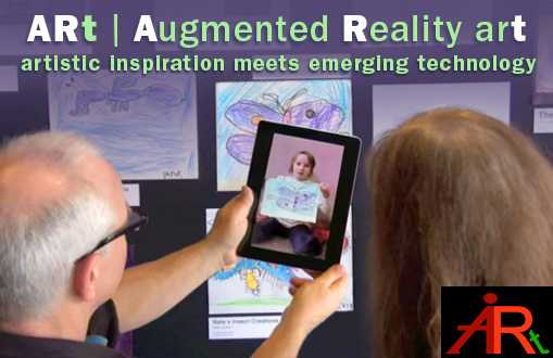 Augmented Reality ARt gallery