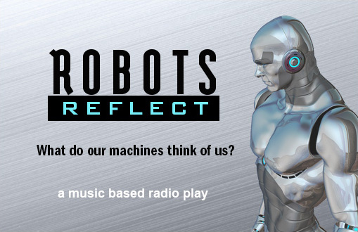 Robots reflect electro music