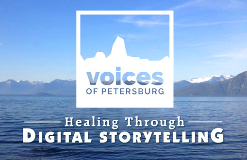 Healing thru digital storytelling