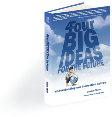 4Four Big Ideas, Jason's latest book