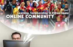 online community final slide final Larry