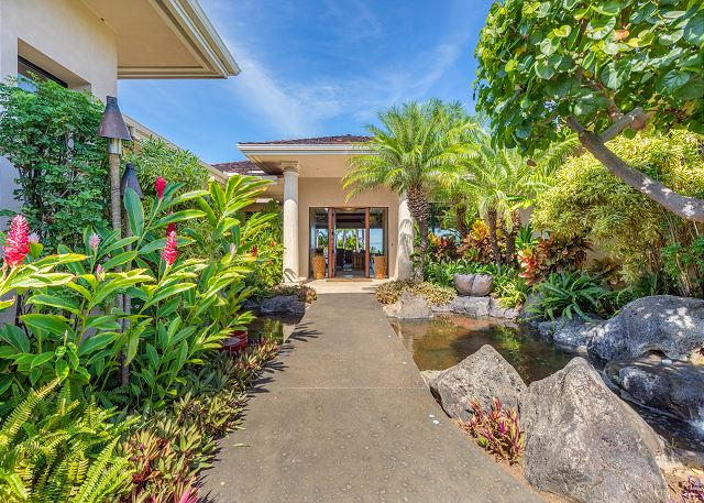 Hawaii 408 enterance