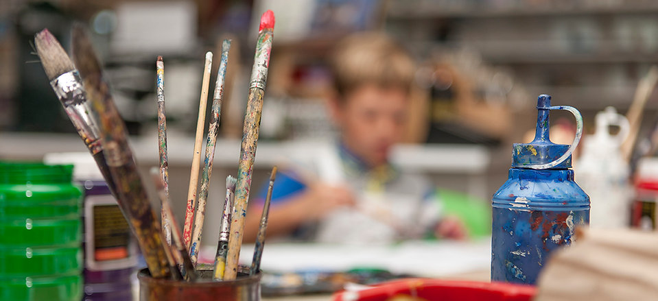 CPD for art and photography teachers in schools