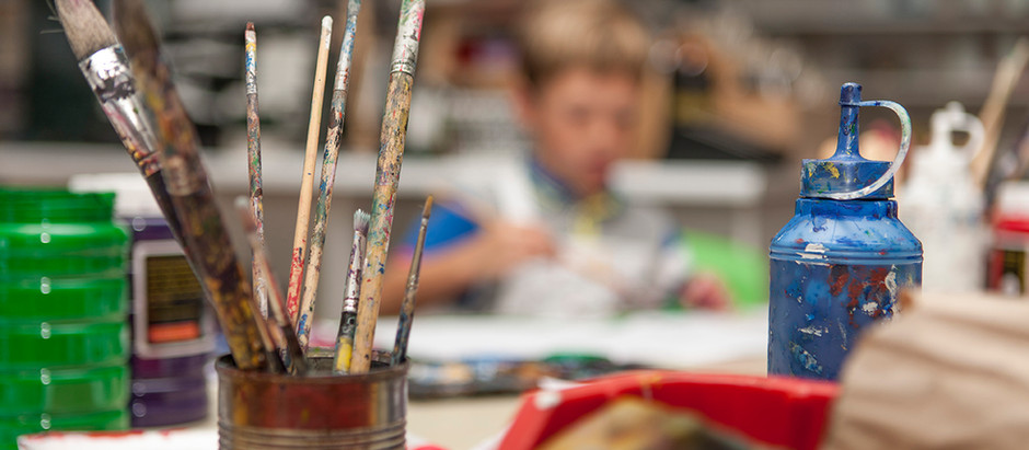 Art Therapy for kids with Anxiety