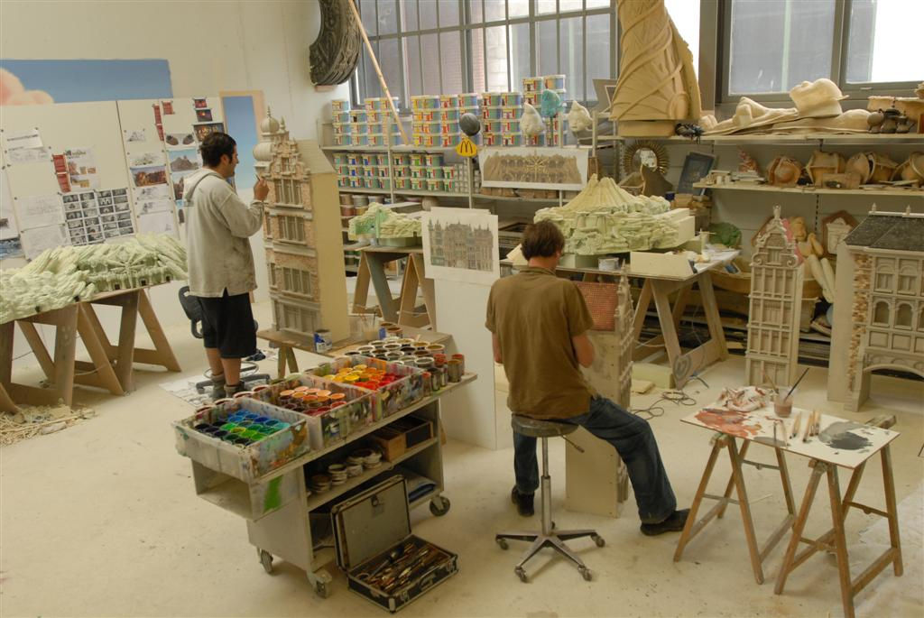 Diego Terroba Studio's