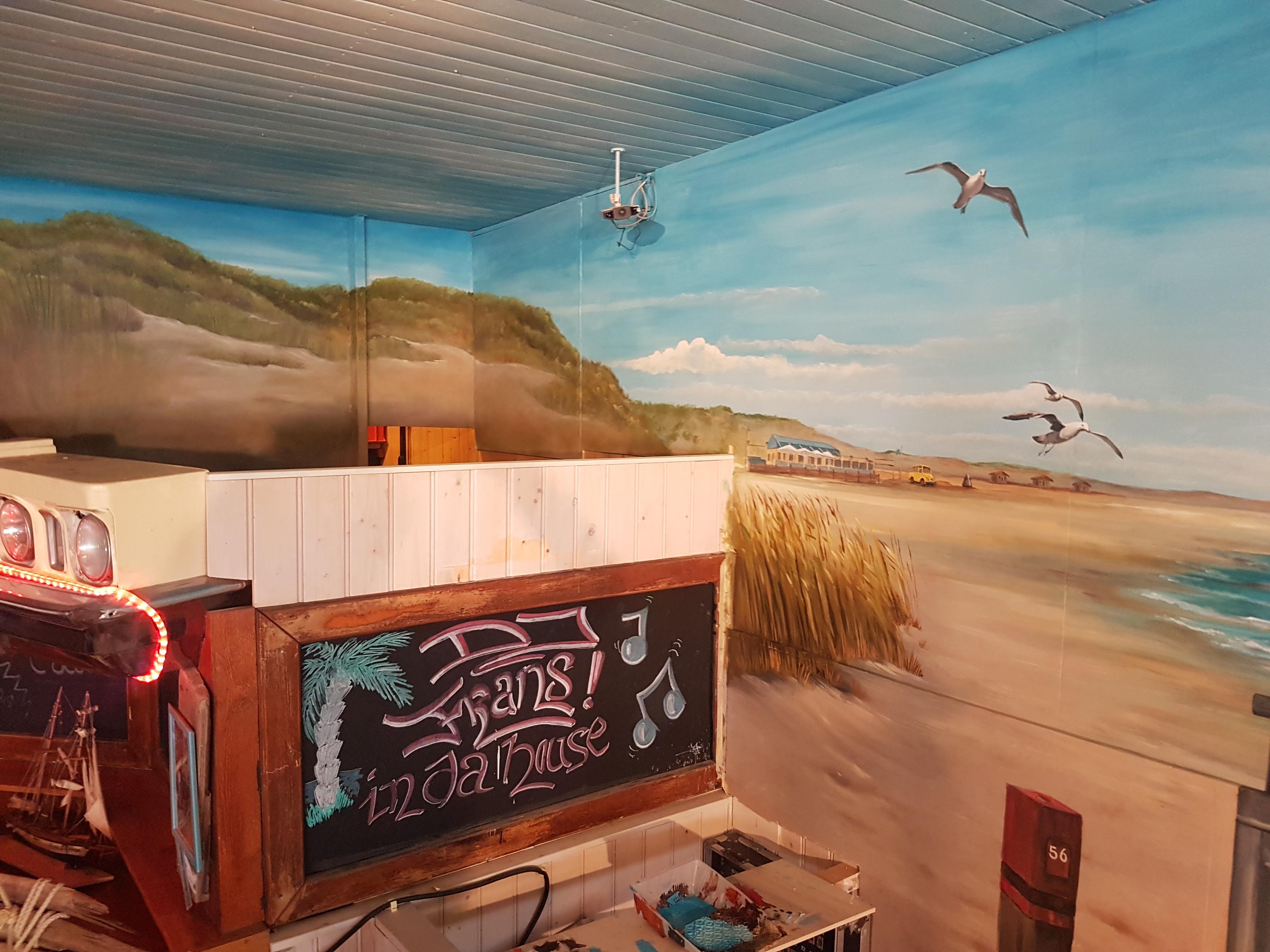 Wandschildering