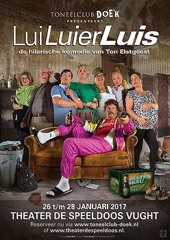 Lui, Luier, Luis | Toneelcub Doe'k