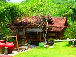 Cottage Omah Lumbum