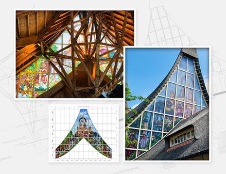 Glas in Lood Design (XL)
