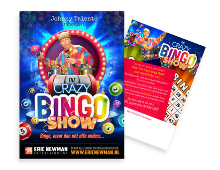Promotie The Crazy Bingo Show